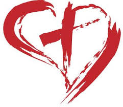 Heart with Cross-001